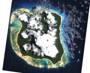 Les sauvages de l'île de la Sentinelle, dans le golfe du Bengale
