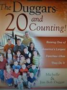 Livre sur la famille Duggar Jim-Bob et Michelle Duggar Howard Books 2006