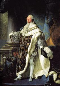 Louis XVI Antoine-François Callet Domaine Public