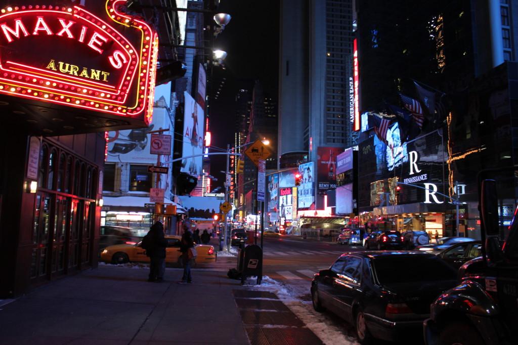 Voir New-York 24 h / 24 grâce à ses caméras