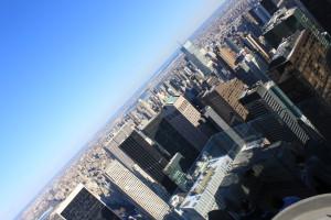 Cliquez pour ouvrir New-York, Top of the rocks Tous droits réservés Aymeric LALLEE