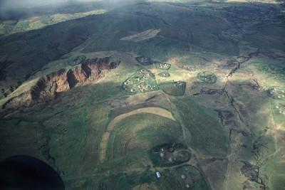 Une nuit chez les Masaïs...une expérience ! Village Masaï John Storr Domaine Public