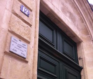 Hôtel de Maumigny Tous droits réservés Michèle LALLEE-LENDERS