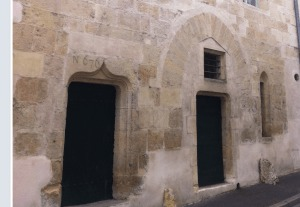 Maison du prieur de Saint Victor Tous droits réservés  Michèle LALLEE-LENDERS