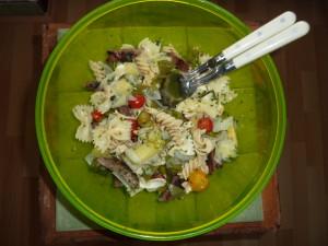 Ma salade santé...